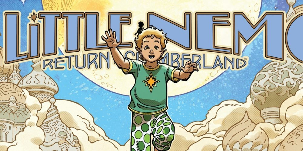 Little Nemo return to Slumberland (арт с Geekster.ru)