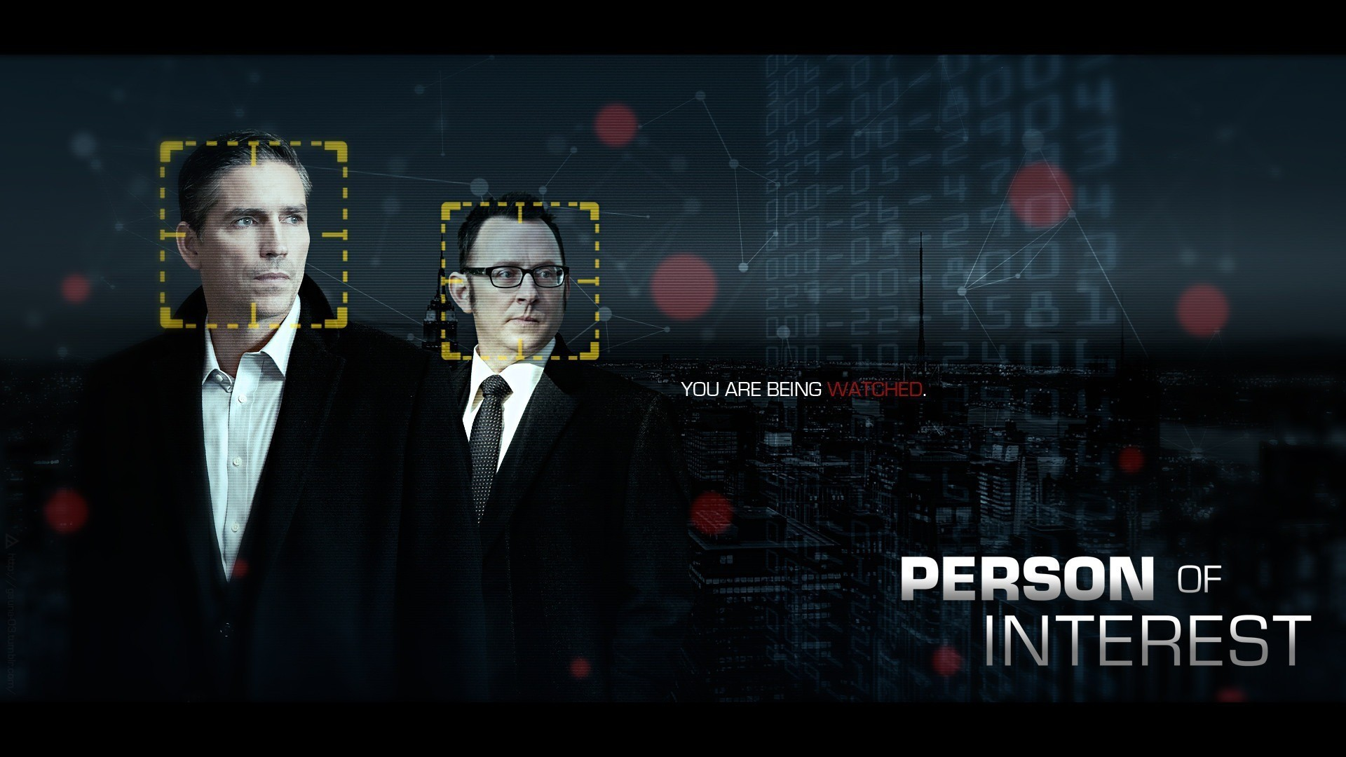 Person of Interest фото с сайта geekster.ru