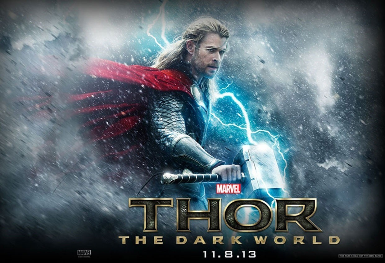 Thor 2 The Dark World geekster.ru